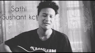sathi-SUSHANT KC - COVER