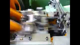 Холодновысадочный автомат модели HH-20