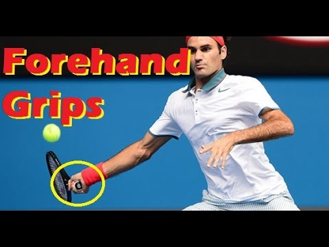 Tennis Forehand Grip | Which One Should You Use?