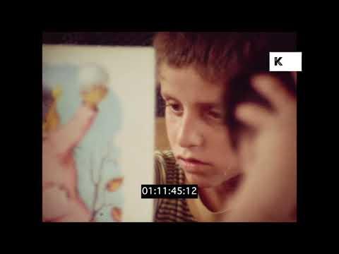 1970s Iran, School Library, Pre Revolution Iran in HD | Kinolibrary