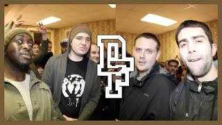 SENSA & SKETCH VS VERB T & JOKER STARR | Don