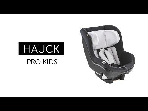 Hauck Стол за кола  iPro Kids с База i-Size Caviar #HvKhRhgHp90