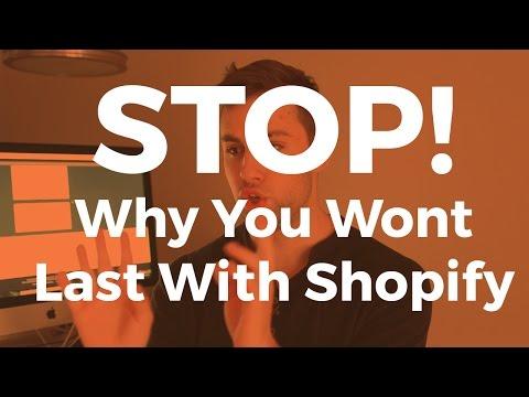 Stop! eCommerce Wont Last | eCom Dudes