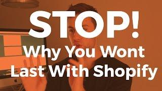 Stop! eCommerce Wont Last   eCom Dudes