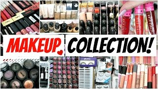 MAKEUP COLLECTION 2016!!