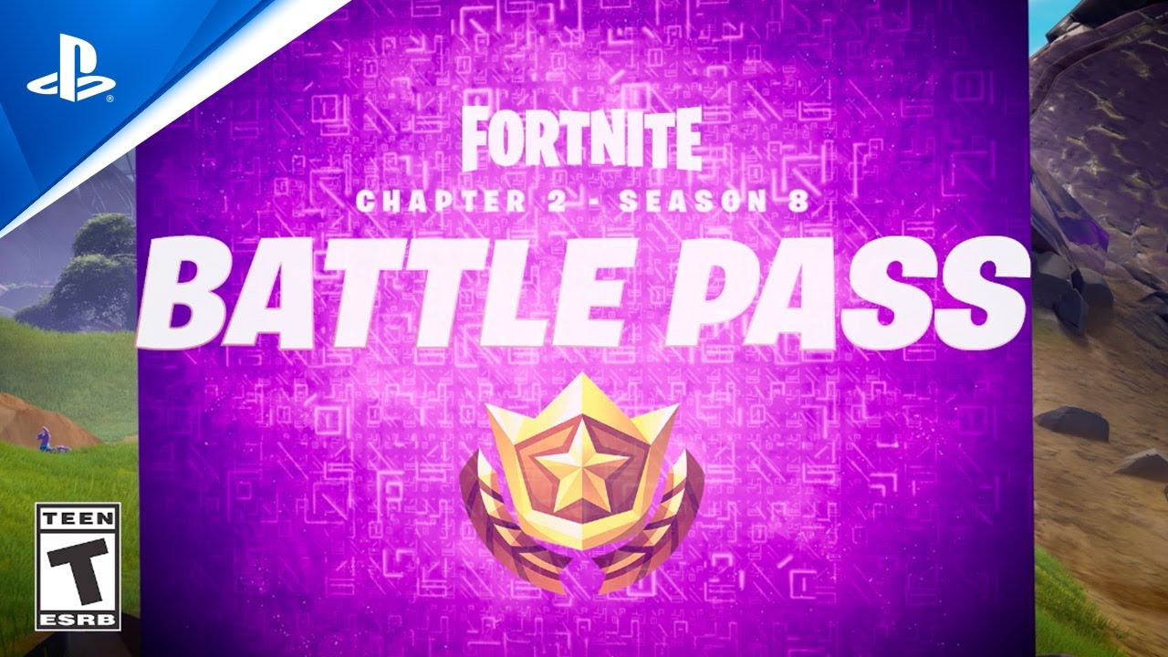 Fortnite - Season 8 Battle Pass Trailer | PS5, PS4
