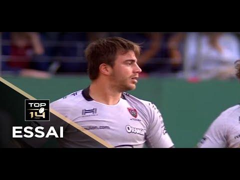 TOP 14 - Essai Facundo ISA (RCT) - Paris - Toulon - J5 - Saison 2017/2018