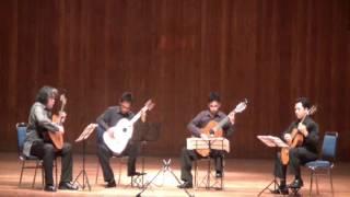 Ritwal (Toccata Mambayu for Guitar Quartet) - Bayani Mendoza de Leon
