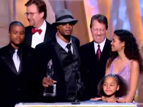 Tisha Campbell Martin and Damon Wayans   My Wife And Kids, Awards