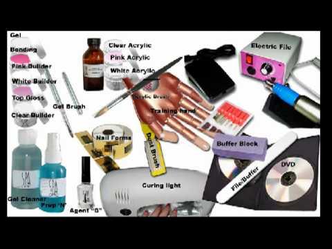 Nail Technician Course- Gel, Acrylic, Drill, Nail Art - Online Diploma