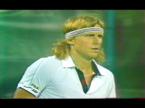 Bjorn Borg vs Jimmy Connors  SF US Open 1981