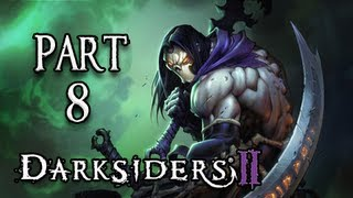 Darksiders 2 Walkthrough - Part 8 Tear of the Mountain Let