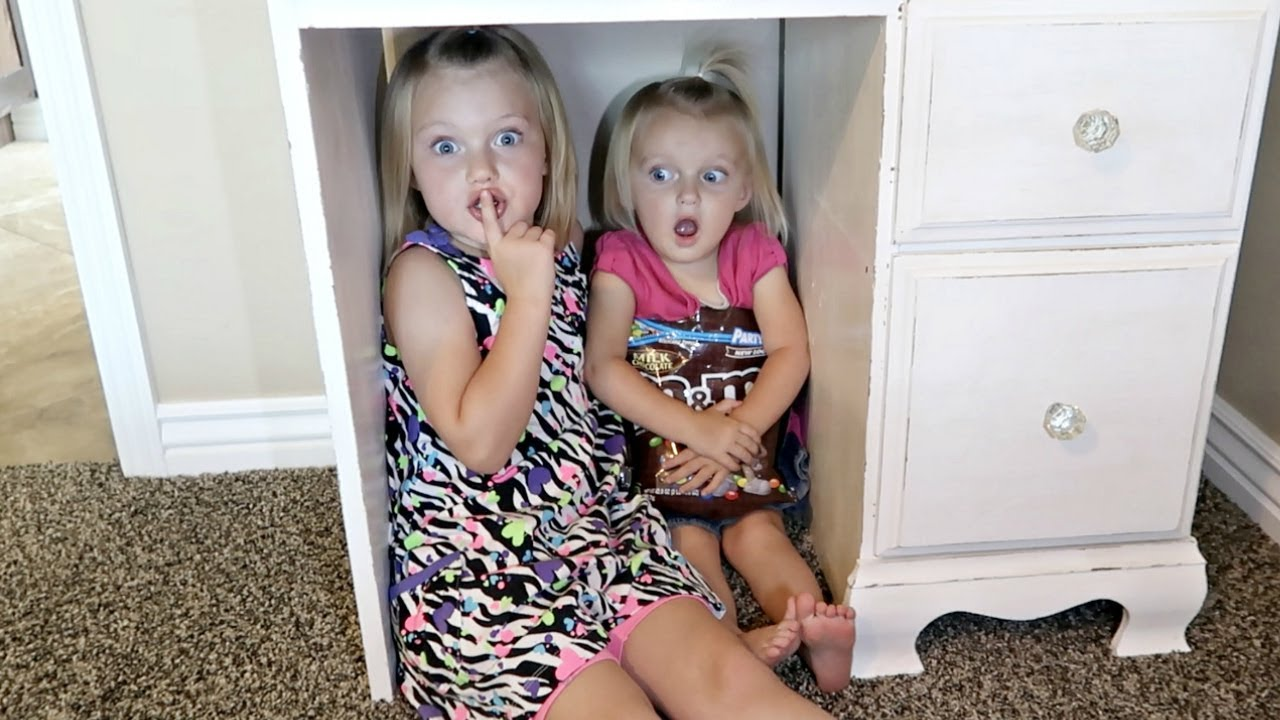 Hide And Seek Kids Cute Kids Surprise Hide And Seek