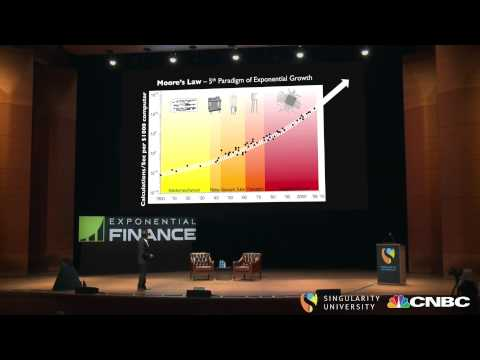 Exponential Thinking (Peter Diamandis) - Exponential Finance 2014