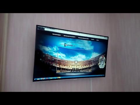 видео: Обзор телевизора samsung h5500, 40 дюймов 1920*1080