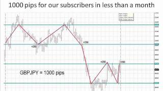 GBPJPY: 1000 pips in a month using the Forex grid trading system. Give grid Forex trading a try