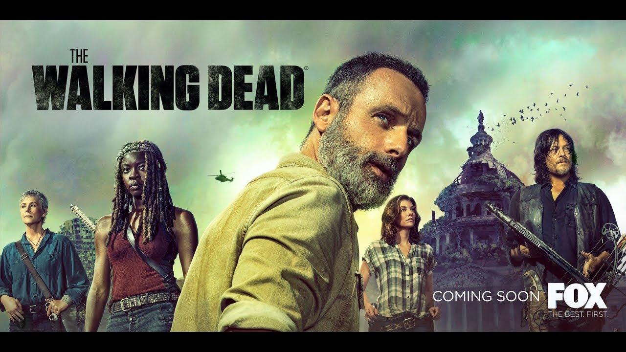 The Walking Dead Il Trailer Della Stagione 9 Del Comic Con Sub Ita Youtube