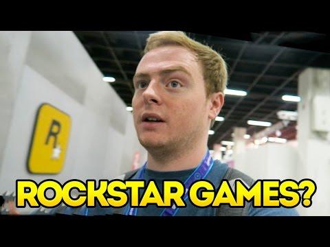 Rockstar Games at Gamescom 2015?!