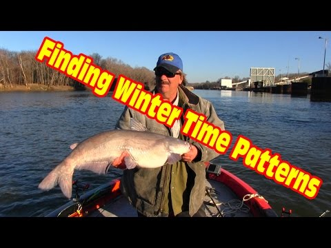 Catfishing on the Cumberland River: Exploding Winter Time Pattern