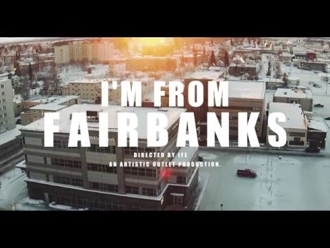 """Bishop Slice x Starbuks """"I'm From Fairbanks"""" (Directed By Ife)"""
