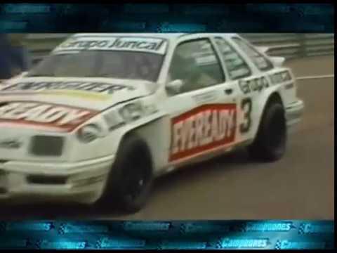 HISTORIAS DE CAMPEONES 04-10-15 - TC2000 EN MENDOZA 1988