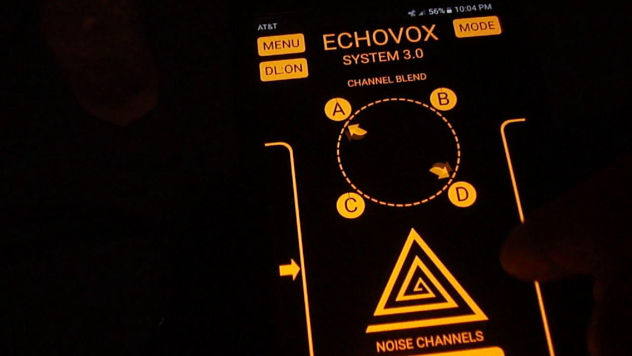 Echovox X 1st Test Run 3 20 17