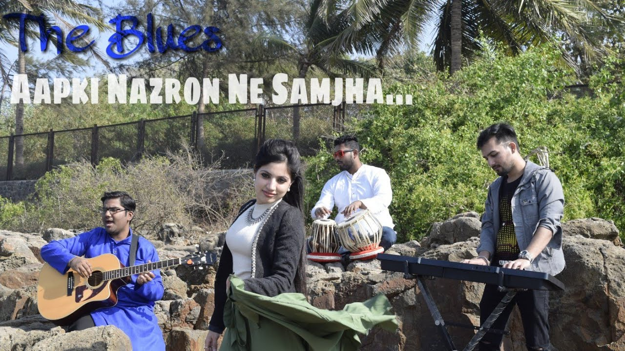 The Blues - Aapki Nazron Ne Samjha | Remembering Madan Mohan