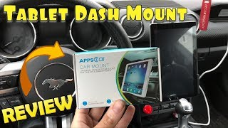 Apps 2 Car Tablet Dash Mount Review