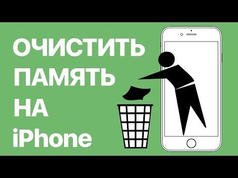 Как очистить память на IPhone? Чистим хранилище, кэш приложений, данные сайтов и другие места