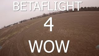BETAFLIGHT 4.0 | MB EPIC 229 MAIDEN FLIGHT