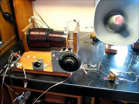 Crystal Radio and Unamplified Speaker
