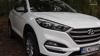 Test: Hyundai Tucson 2,0 CRDI Shadow – výbava navyše