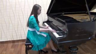 Музыка из к\ф Амели на рояле | Peppyazira