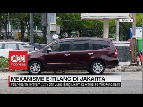 Mekanisme E-Tilang di Jakarta Mp3