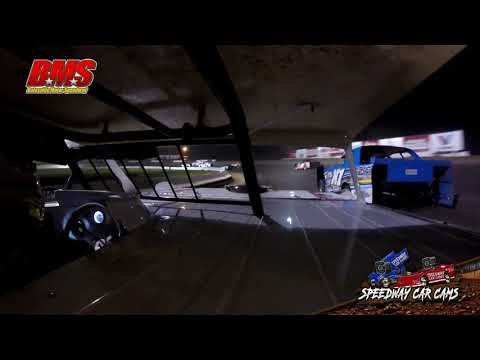 #F1 Jeff Floyd - Street Stock - 9-15-18 Batesville Motor Speedway - In Car Camera