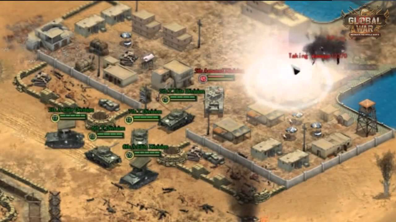 Global War - MMOGames com
