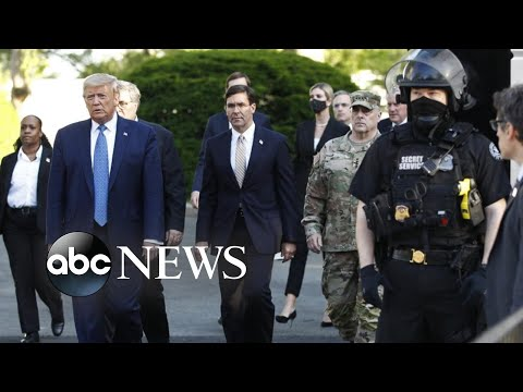 President Trump fires