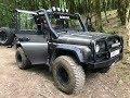 УАЗ С Двигателем V-8 , 3UZ FE - 4,3 литра , ДВУХСОТЫЙ ОТДЫХАЕТ !!!