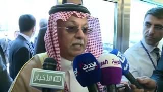 محادثات ولي ولي العهد السعودي مع امين عام الامم المتحدة