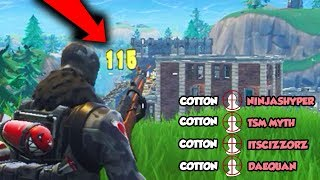 HOW TO GET MORE HEADSHOTS IN FORTNITE! GET MORE KILLS FORTNITE BATTLE ROYALE BEST AIM TIPS!