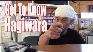 Get To Know Hagiwara - MULLY