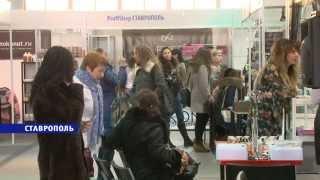 Ставрополь встретил лучших стилистов, визажистов и парикмахеров страны(, 2014-12-04T14:53:38.000Z)