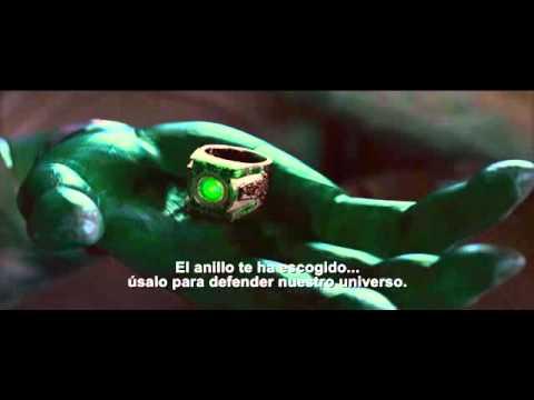Linterna Verde - Green Lantern (trailer subtitulado)