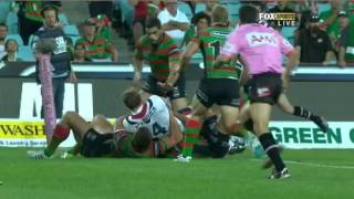 NRL 2012 Round 1 Highlights: Rabbitohs V Roosters