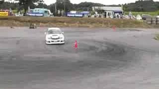 2008年全日本ジムカーナ第7戦 千葉県 浅間台スポーツランド 決勝、...