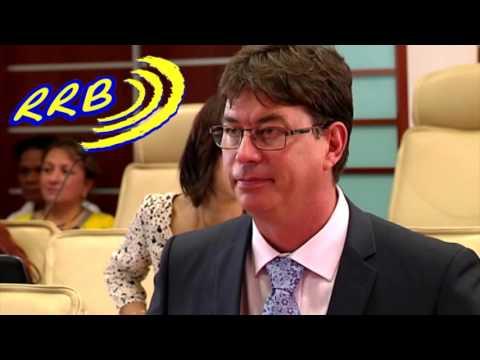 Thierry Santa, invité du journal sur RRB