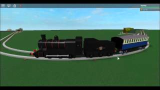 roblox the great robloxian steam railway memory's and old game