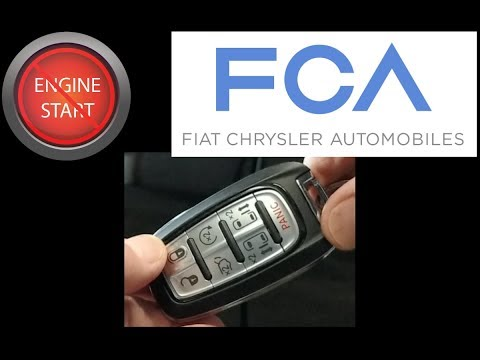 2010 chrysler town and country remote battery replacement