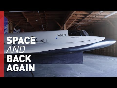 Roundtrip Flights to Space | Freethink's The New Space Race
