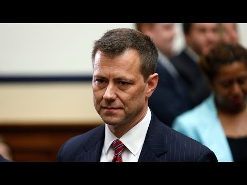 FBI's Peter Strzok Fired Over Anti-Trump Text